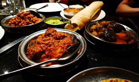 Well renowned indian restaurants in london for Amaya indian cuisine menu
