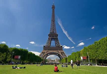The-Eiffel-Tower-France