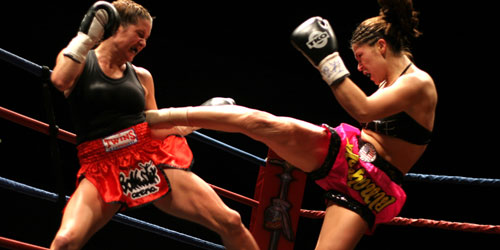 Women of Muay Thai